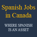 Spanish Jobs in Canada