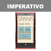 Spanish Imperative Cheat Sheet